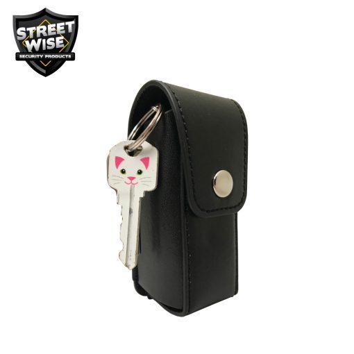 Streetwise SMACK stun gun black - in holster