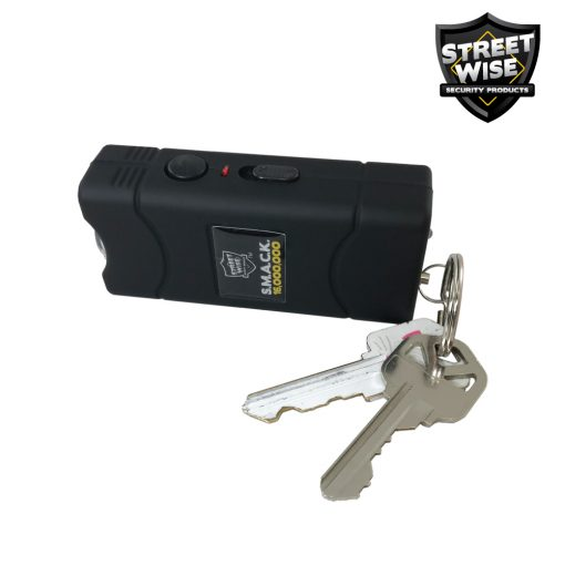 Streetwise SMACK stun gun black - with keys
