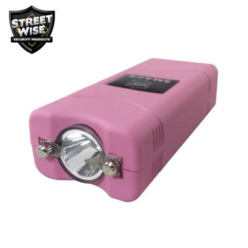 Streetwise SMACK stun gun pink - front