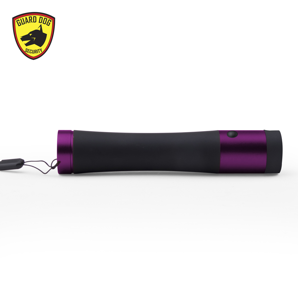 Guard Dog Ivy Stun Gun Purple side