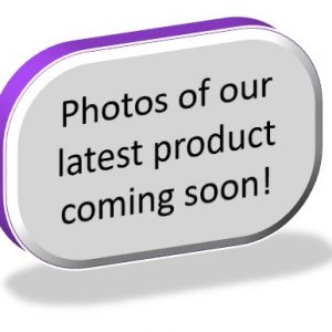 photos of our latest product coming soon - placeholder