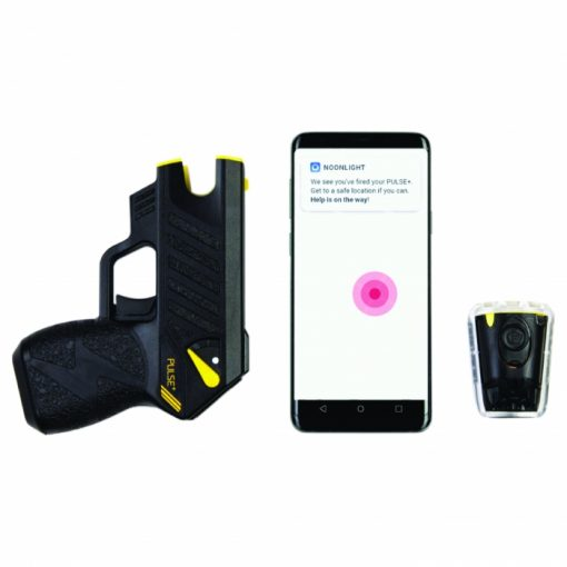 Taser Pulse Plus with app