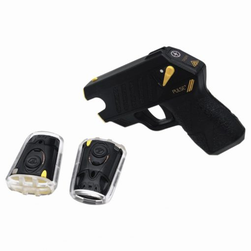 Taser Pulse Plus with cartridges