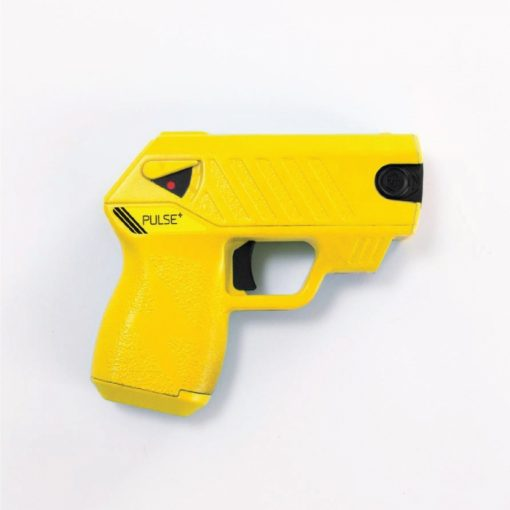 Taser Pulse Plus yellow