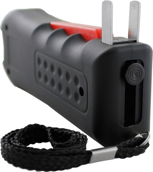 Streetwise Security Black Jack stun gun SWBJ21BK - end